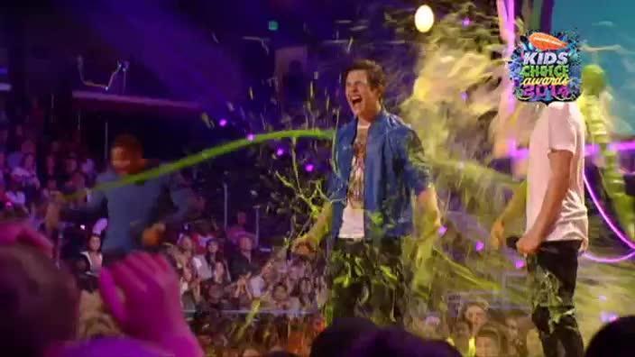 Nickelodeon Kids Choice Awards 2014 - Encore