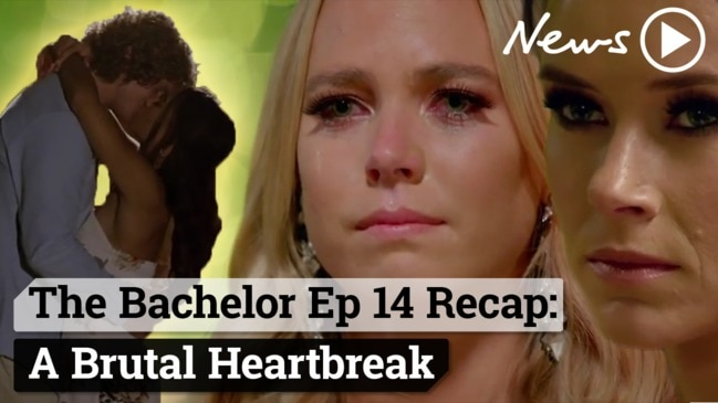 The Bachelor Episode 14 Recap: A Brutal Heartbreak