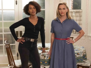 Washington and Witherspoon star in 'Little Fires Everywhere'. Image: Hulu