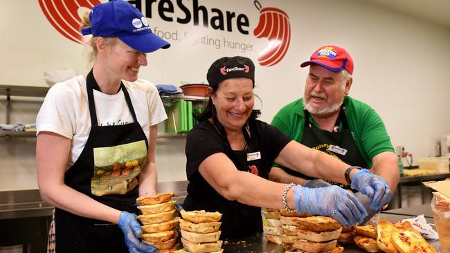 FareShare wins Aus Day community award