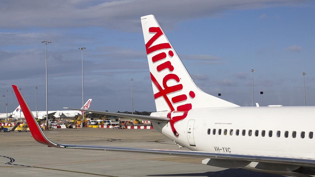 The Virgin Australia sale lasts until Wednesday.