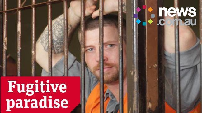 Is Shaun Davidson hiding in 'Fugitive Paradise'?