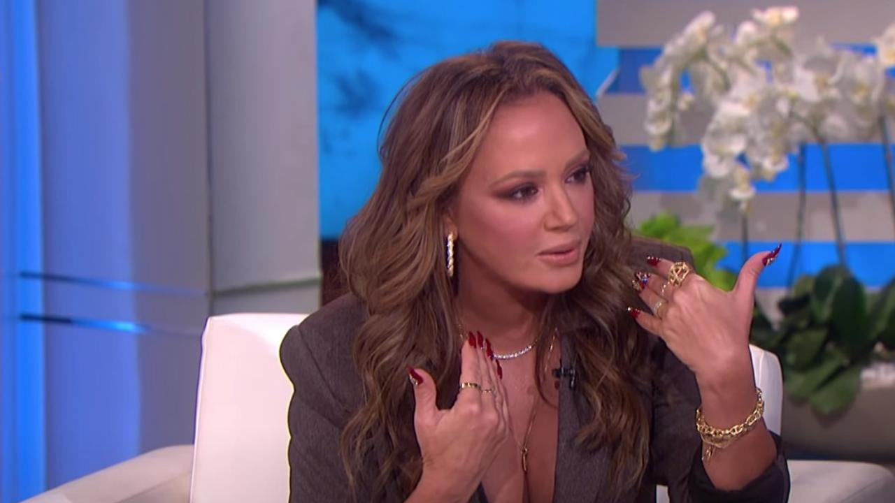 Leah Remini: 'I don't know if you're doing that thing where you're, like, into my story …'
