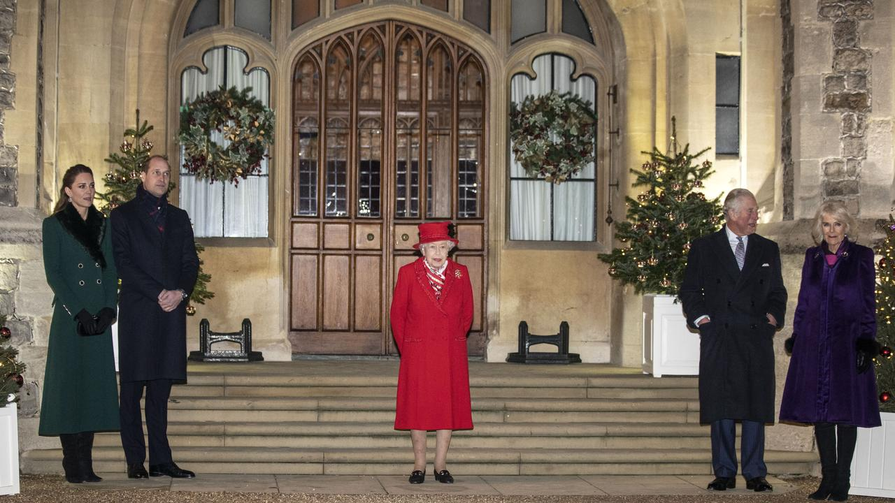 New photos of the royal family expose how few working royals there are left. Picture: Richard Pohle – WPA Pool/Getty Images.