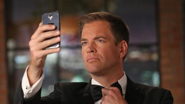 Shock departure ... Fan favourite Michael Weatherly has announced he is leaving NCIS