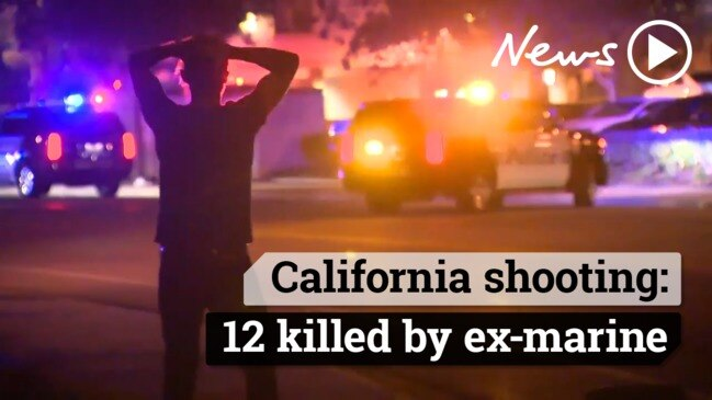 California shooting: