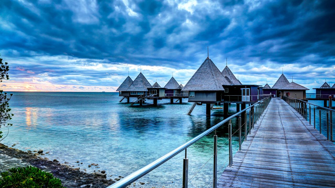 New Caledonia is a blend of Bora Bora, Bali and Paris.