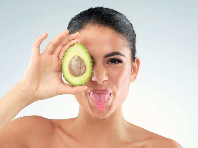 Be sure not to overindulge in fats (including avocado).