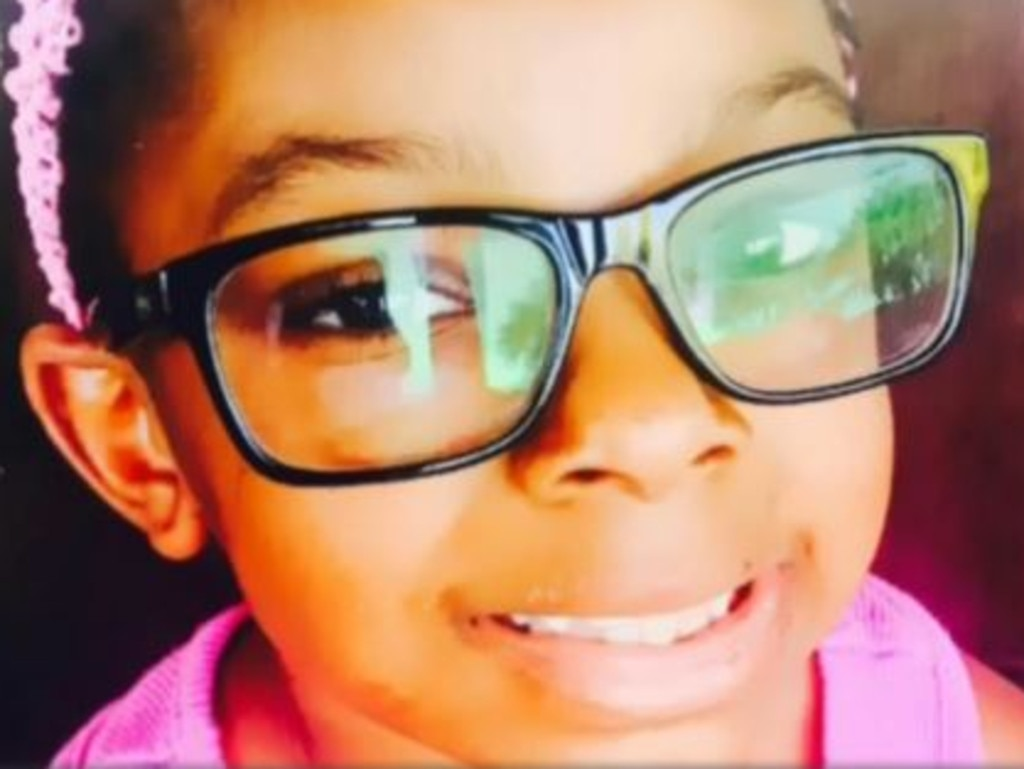Prosecutors say Sanaa Cunningham was neglected and abused to the point of murder. Picture: Go Fund Me