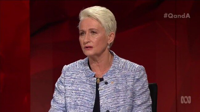 Dr Kerryn Phelps on voter frustration with the Liberal Party (Q&A)