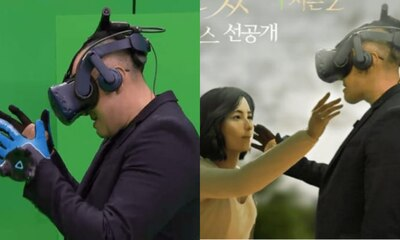 Man sees his wife once more in virtual reality