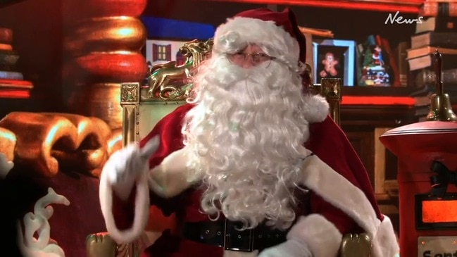 This year your kids can book a Zoom session with Santa