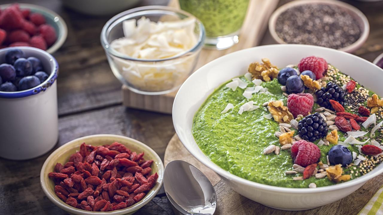 From green to blue — superfood trends are taking a fresh new turn.