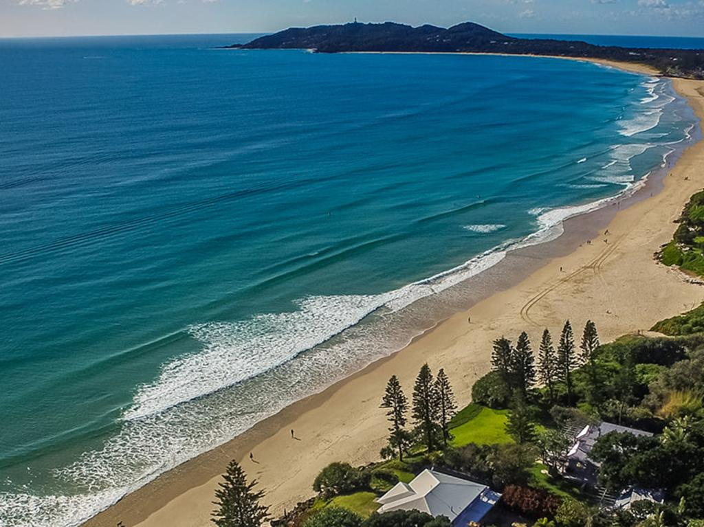 Could Zac Efron be living the Byron Bay life right here? Picture: Byron Bay Luxury Homes
