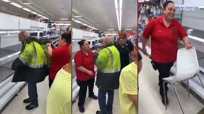 Coles worker's lovely gesture