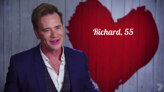 Richard Reid's awkward date (First Date)