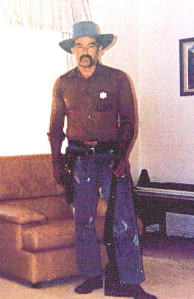 Australian serial killer Ivan Milat, who murdered seven young backpackers south of Sydney in the early 1990s, died in prison from oesophagus and stomach cancer. Picture: AAP