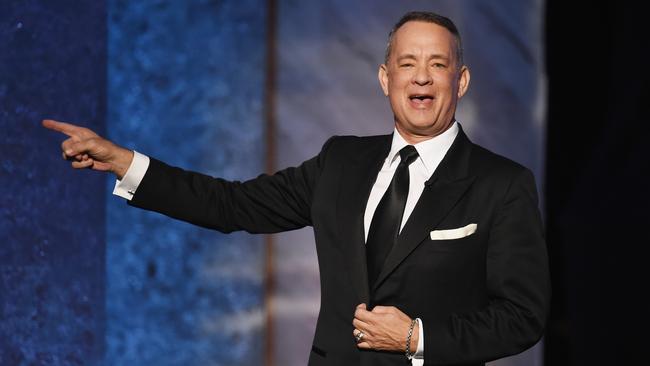 Tom Hanks has replied to a fan letter in a very Tom Hanks way.