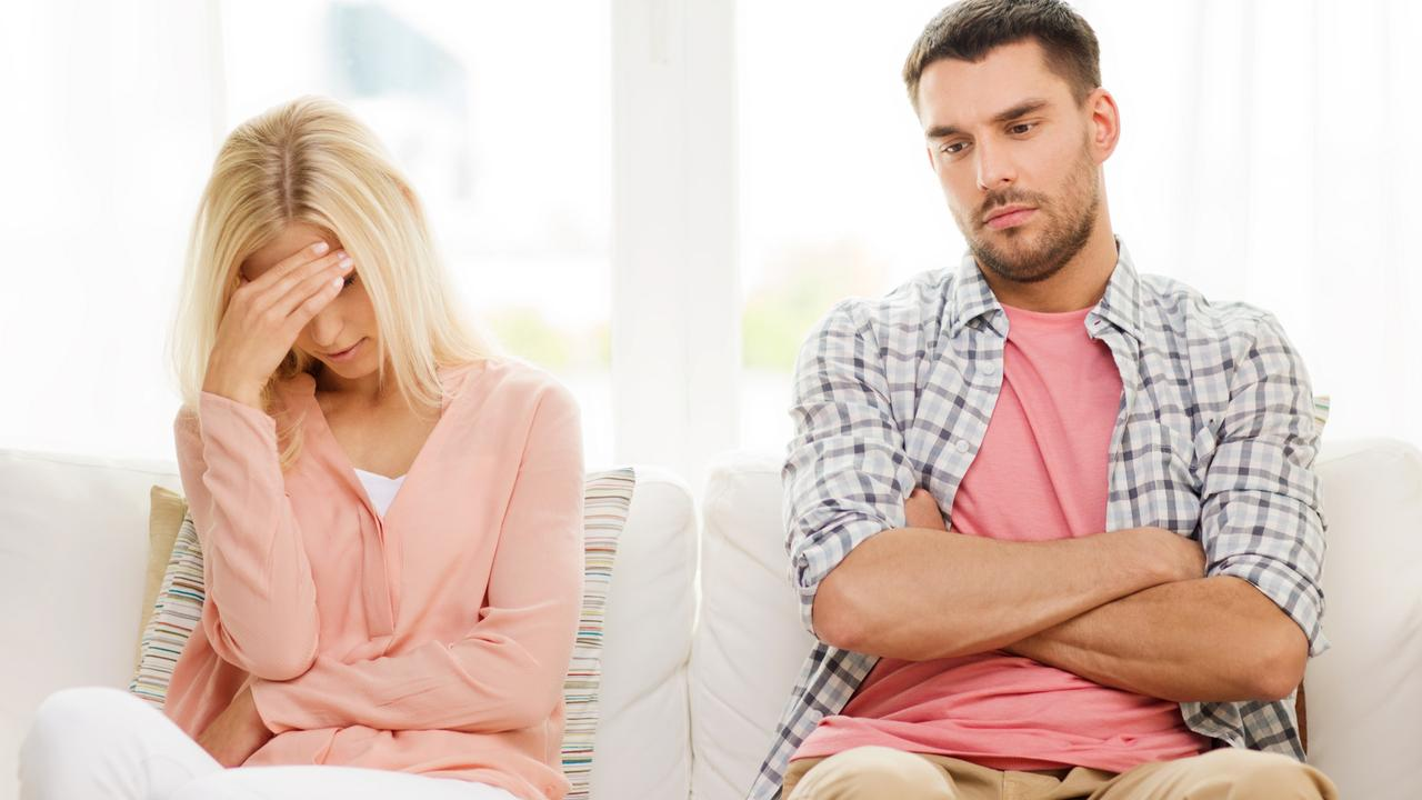 The women is claiming half his superannuation and that the house is all hers because her aunt gave her the deposit. Picture: iStock.