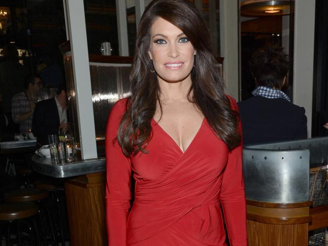 Kimberly Guilfoyle was asked to join the White House communications team, she says.  Picture:  AP