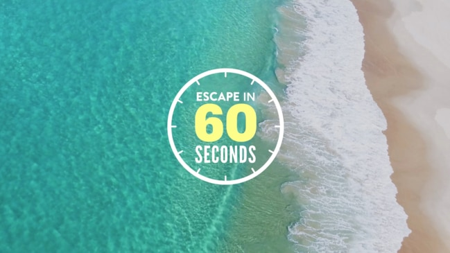 Escape in 60 seconds: What to do on the Gold Coast