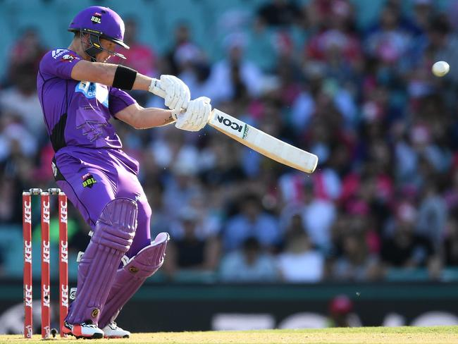 D'Arcy Short blasted his way to a brilliant half-century on debut against the Sixers