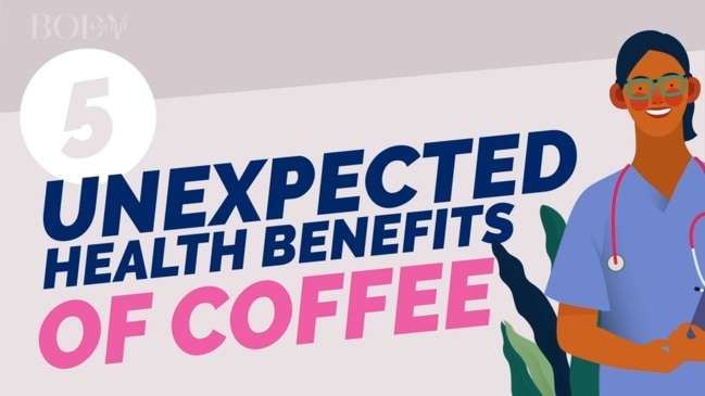 5 unexpected health benefits of coffee