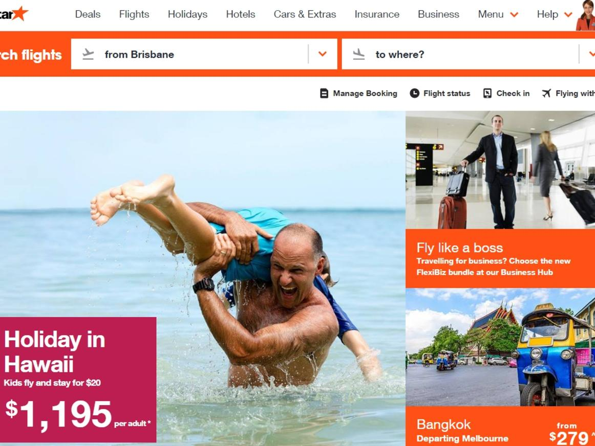 Jetstar still pre-ticking boxes in online bookings