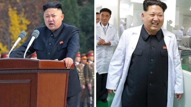North Korean leader Kim Jong-Un gains 38 kilograms since taking power in 2012.