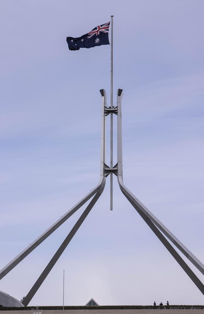 The parliamentary inquiry public hearings are being held on Friday and Monday. Picture: NCA NewsWire/Gary Ramage
