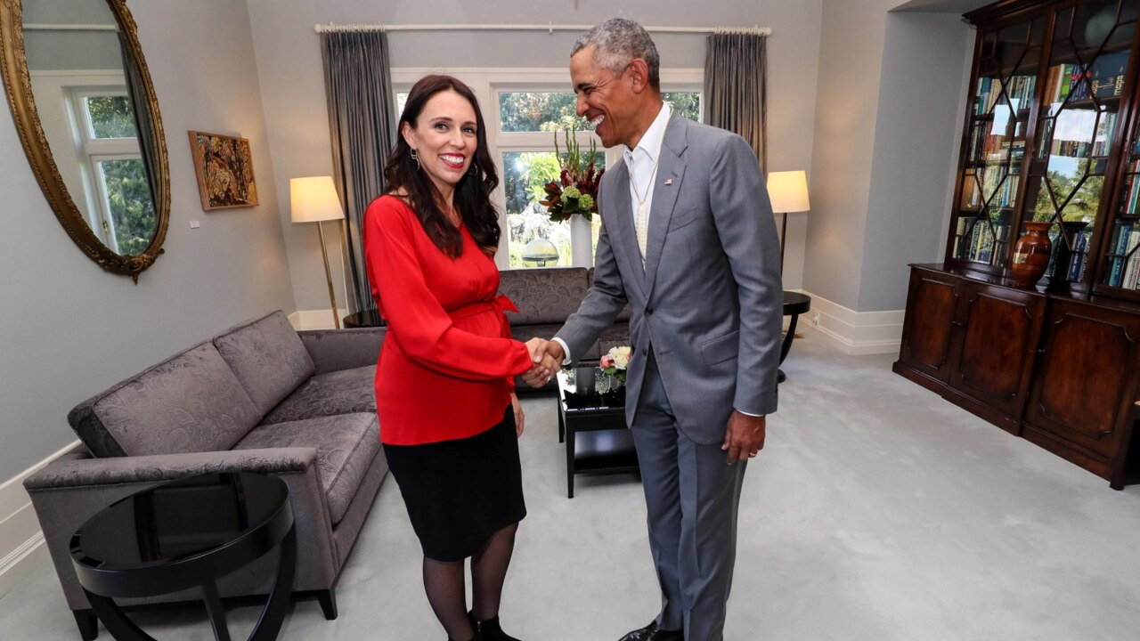 Obama heading to Australia after NZ engagement