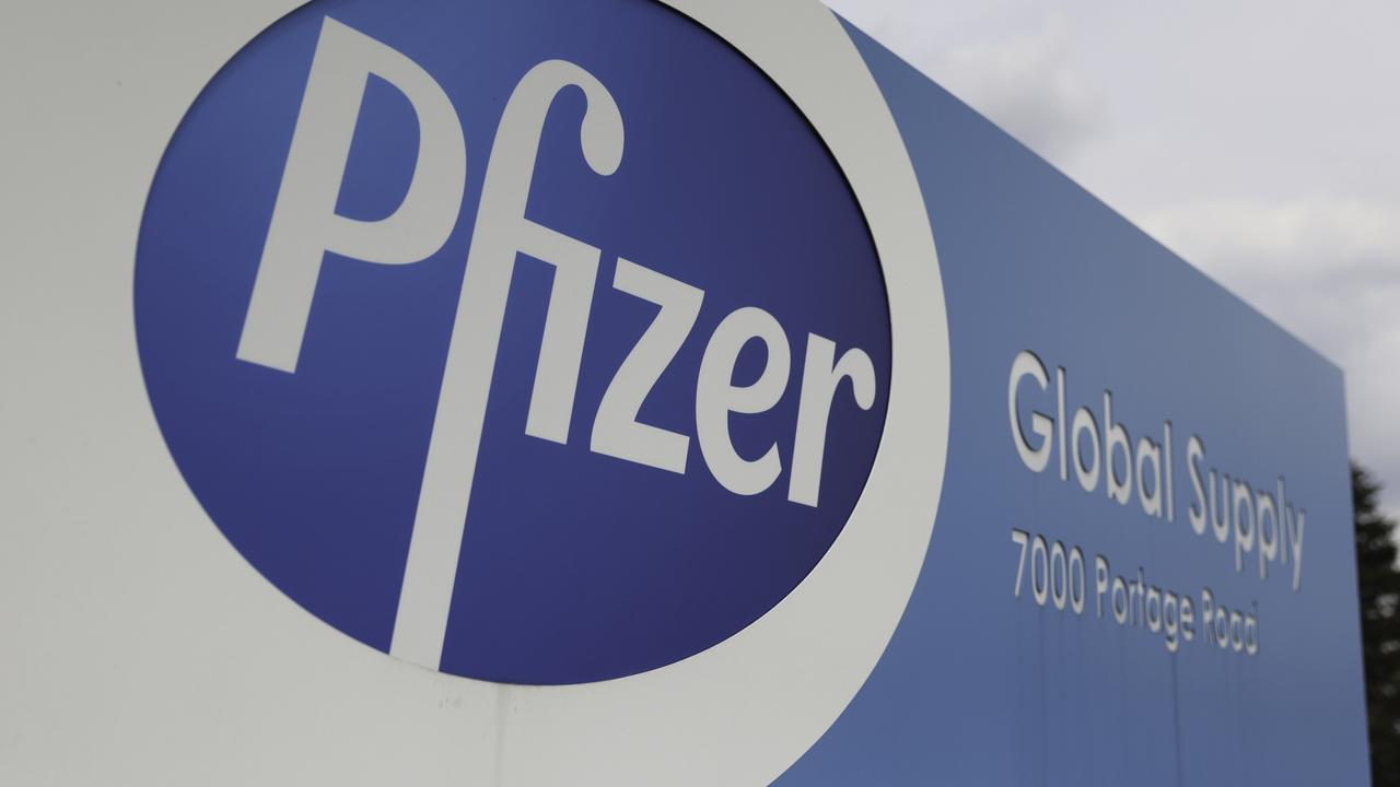 'I'll wait for Pfizer,' is another sentence that could harm Australia. Picture: Angus Mordant/NewsCorp Australia