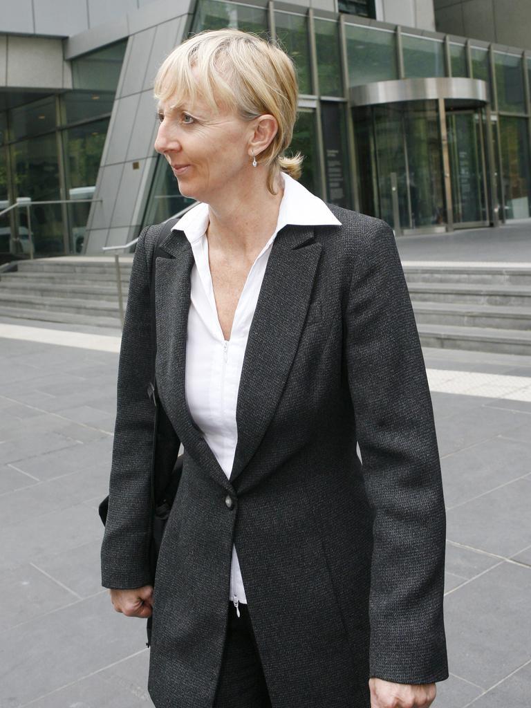Four Corners executive producer Sally Neighbour.