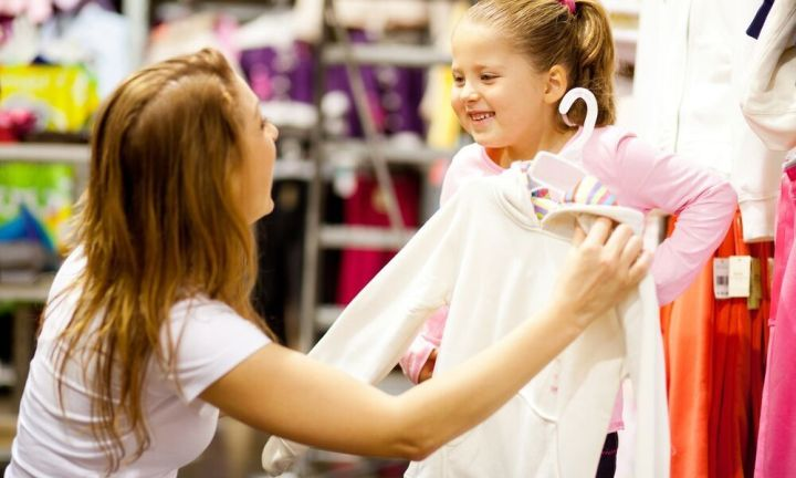How to save money on kids' clothes