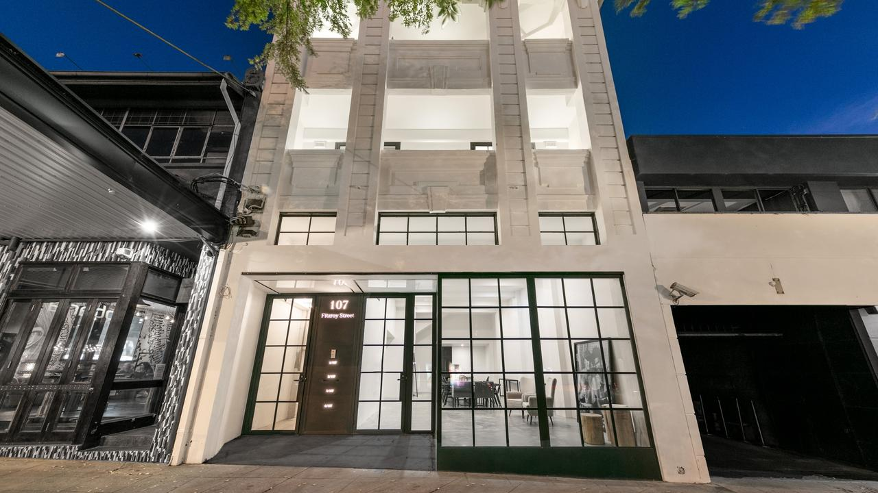 Though there are some very in demand homes in St Kilda, like 107 Fitzroy Street.
