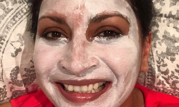 Mum shares nappy rash face mask hack for glowing skin