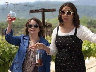 Wine + Vineyard = Happiness. Photo: 'Wine Country'