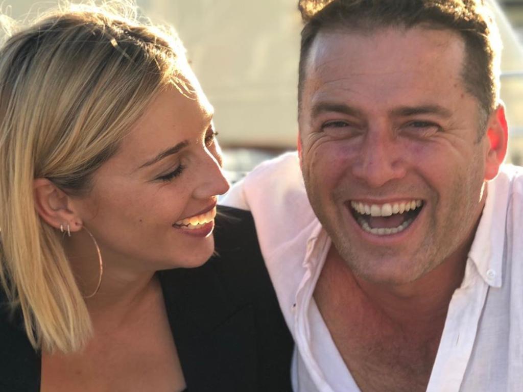 Jasmine and Karl met in late 2016.