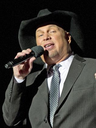 Or country singer Garth Brooks.
