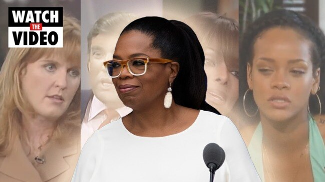 The Oprah interviews that stopped the world