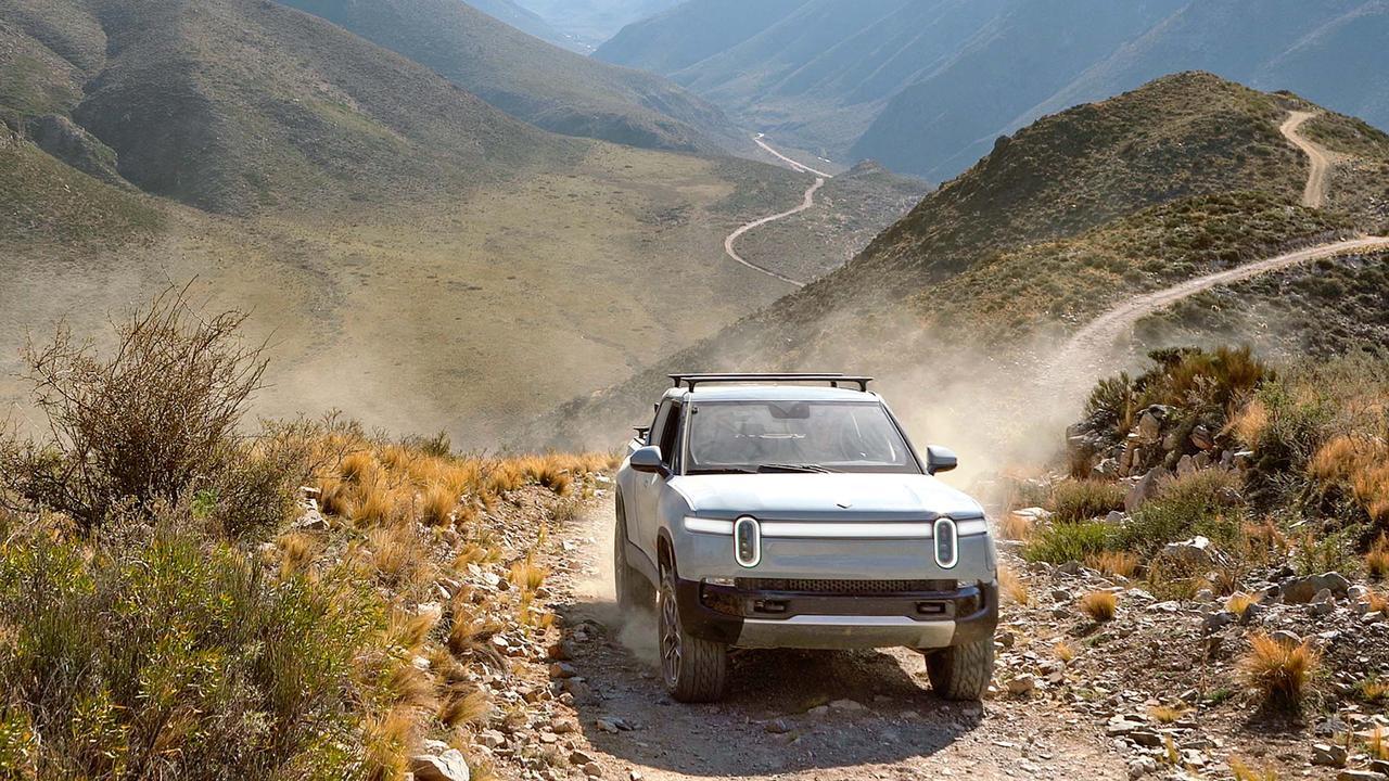 The Rivian electric ute promises impressive performance and range.