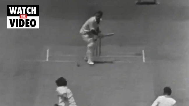 John Edrich hits very first boundary in One Day International cricket