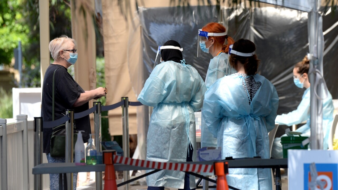 Victorian outbreak linked to Northern Beaches cluster