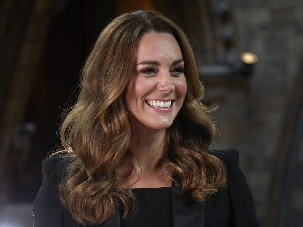 While 2020 was a bad year for many, it was the making if Kate Middleton. Picture: Natural History Museum via Getty Images.