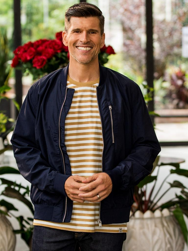 The Bachelor host Osher Günsberg has his own methods on keeping fit and healthy.