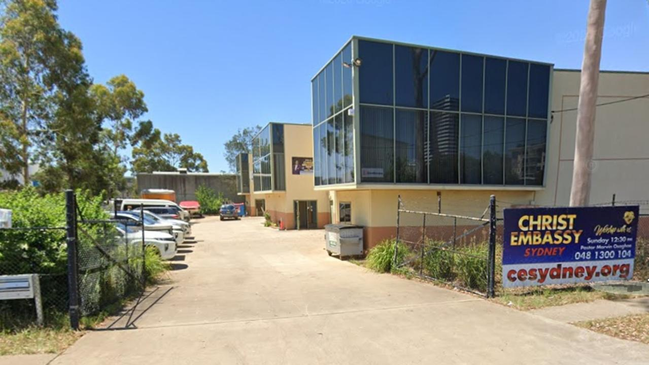 Christ Embassy church at Blacktown was hit with a $5000 fine.