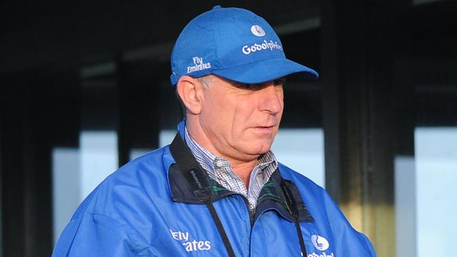 Assistant trainer David Charles will take up an administrative role at Godolphin.