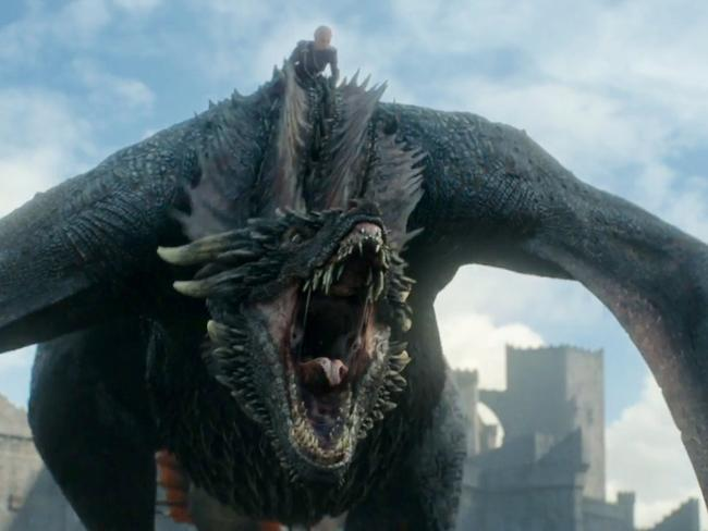 Game of Thrones continues to attract fans all over the world. Picture: Supplied/Foxtel