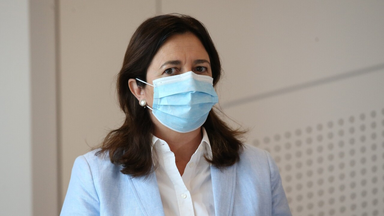 Palaszczuk to bring remote quarantine proposal before National Cabinet