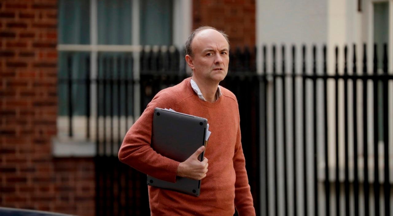 UK chief adviser breaches lockdown